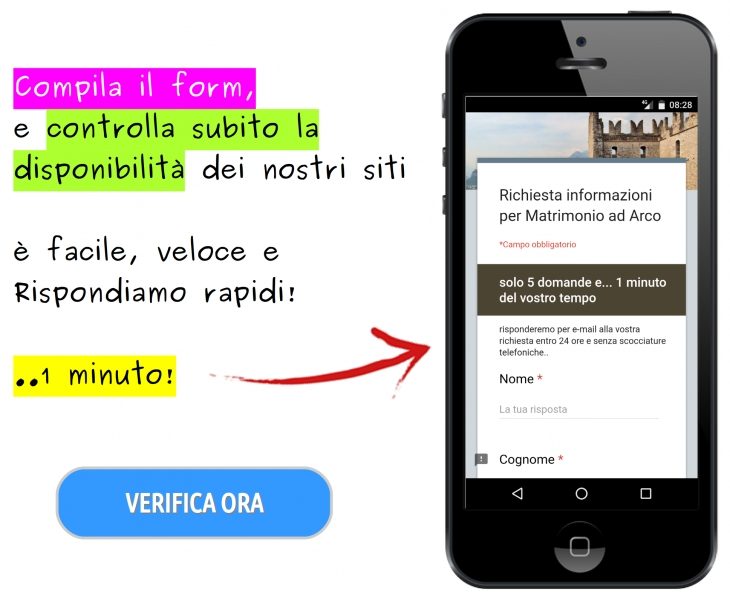 smartphone call to action ita