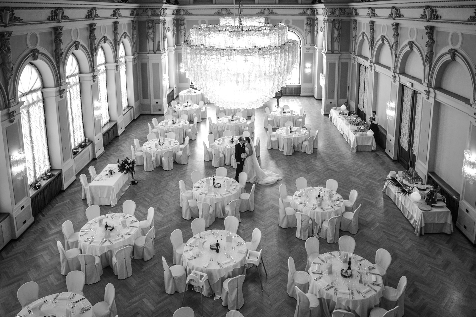 Your Wedding or Love recurrence at Habsburg Hall in Arco, on Lake Garda, Trentino