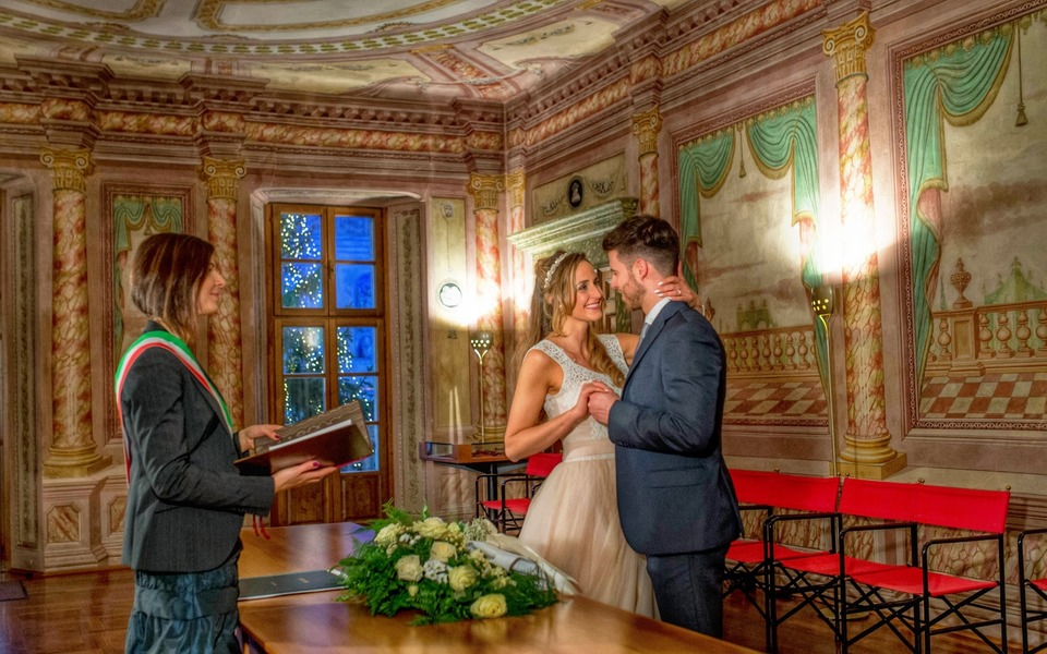 Your Wedding or Love recurrence at Palace Giuliani in Arco