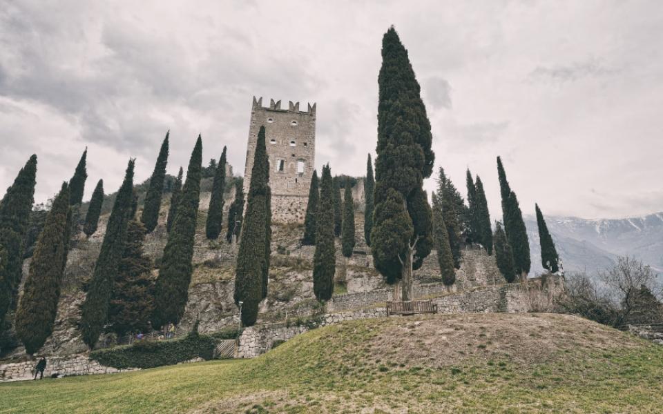 Il castello, fascino antico..
